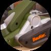 Cepillos eléctricos: rapidez y precisión en carpintería