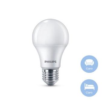 Set de 3 bombillos Philips LED luz blanca