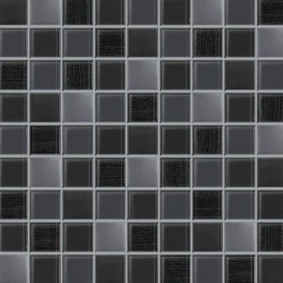 mosaico arquitecto negro