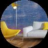 ¿Cómo elegir el estilo de tu sala según los muebles y colores?