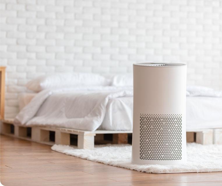 Adecuación de espacios purificador aire