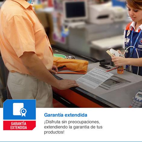 Garantía Extendida:¡Disfruta sin preocupaciones, extendiendo la garantía de tus productos!