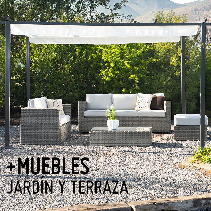 Muebles de plastico para terraza 20170727115842 for Comedores medellin economicos