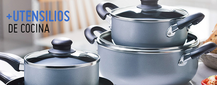 Materiales de cocina fabulous utensilios de cocina for Utensilios de cocina de ceramica