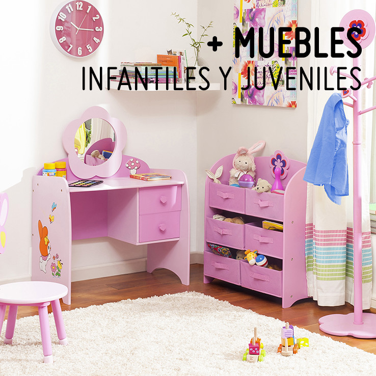Muebles Infantiles - Homecenter