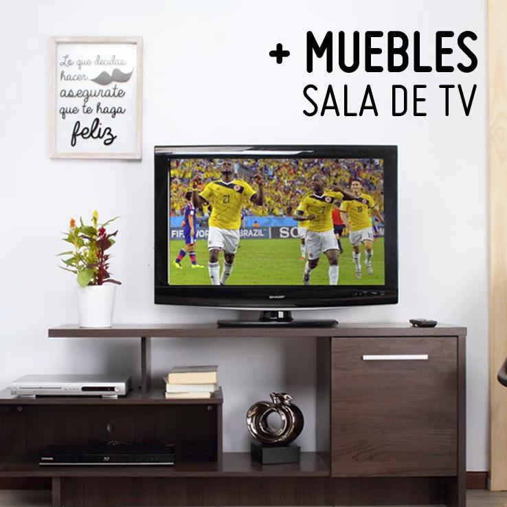 Muebles para tu centro de entretenimiento y juegos de sala para tv