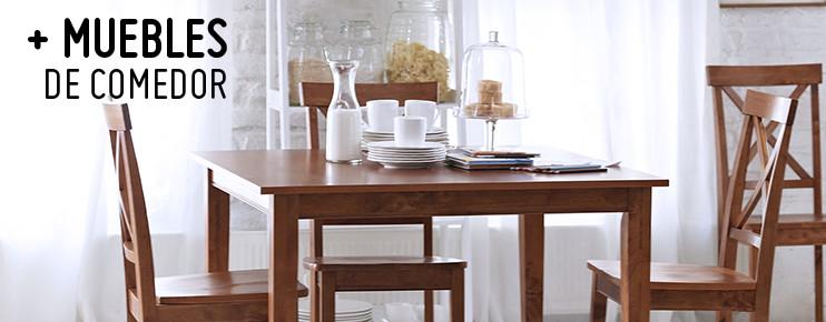Muebles comedor for Comedores homecenter