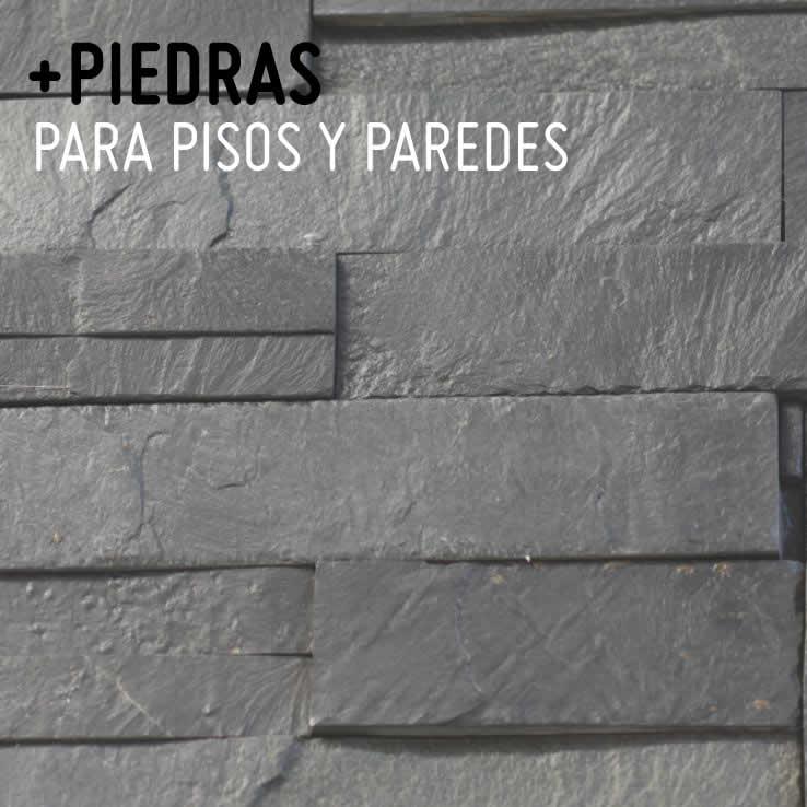 Piedras y cementicios homecenter Baldosa pared piedra