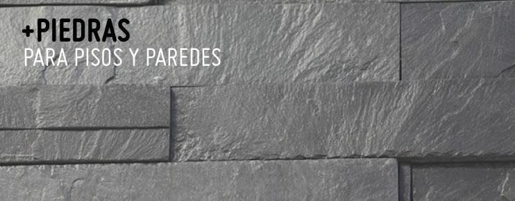 Piedras y cementicios homecenter - Colocar piedra en pared ...