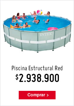 S lo internet 22 todos los productos for Piscina estructural intex