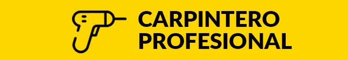 Carpintero Profesional