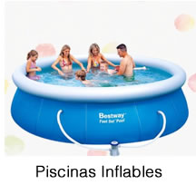 Piscinas inflables
