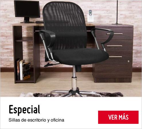 Especial sillas de escritorio
