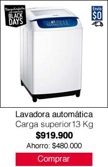 Lavadora automatica