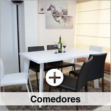 Decoraci n para el hogar muebles for Comedores homecenter