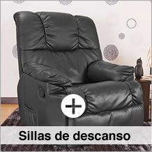 Sillas de descanso
