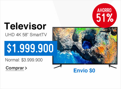 "Televisor 58"""