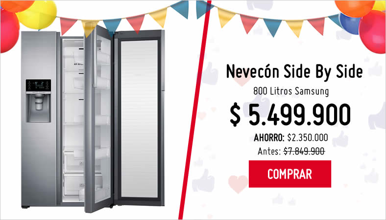 Nevecon Side by Side