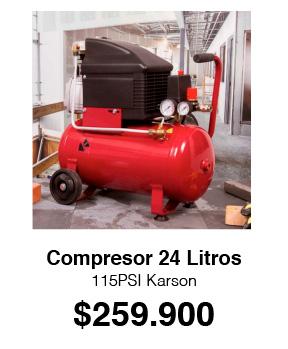 Compresor 24 Litros
