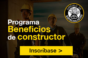 Beneficios constructor