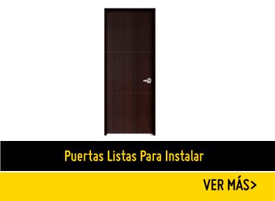 Puertas Listas Para Instalar