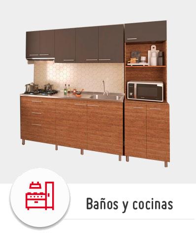 Homecenter Baños y cocinas