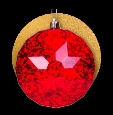 menu bolas navideñas