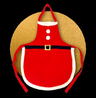 menu manteles y accesorios navideños