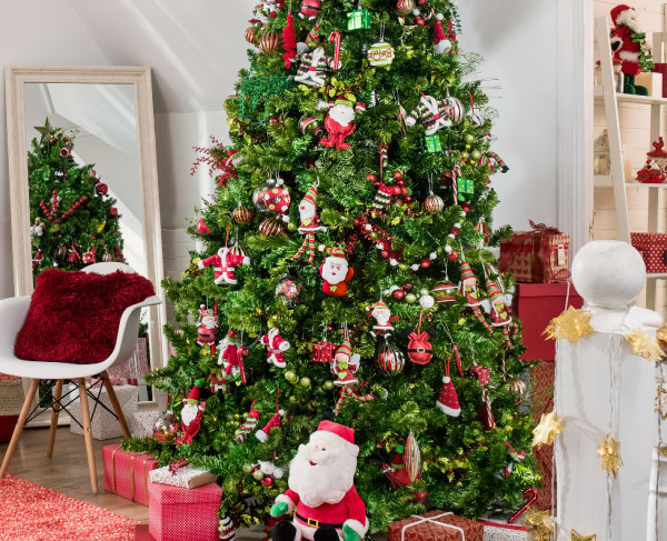 Venta de adornos navidenos en medellin