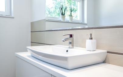 Cómo blanquear los baños