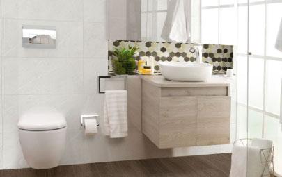Aprende cómo organizar el baño para que quede como siempre lo soñaste