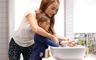 Renuévate y cambia tu grifería para baño