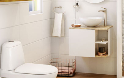 Renueva tu baño con estos 5 sencillos consejos