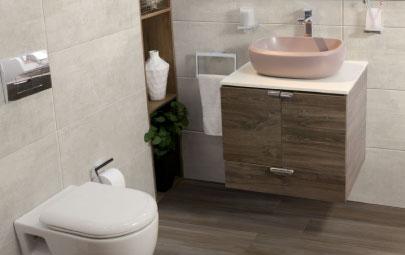 ¿Cómo limpiar el baño rápido y sin mayor esfuerzo?
