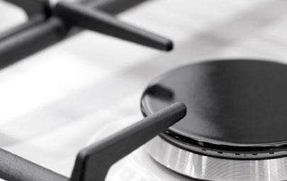 Cómo quitar la grasa de la estufa