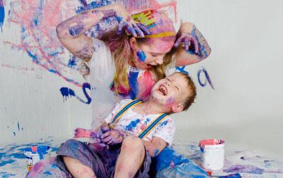 4 maneras de cómo quitar la pintura de la ropa