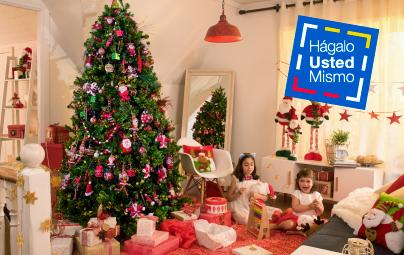 Cuenta regresiva navideña