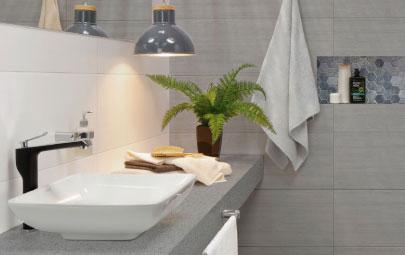 4 tips para tener un baño de estilo futurista