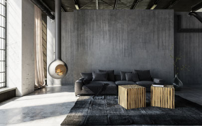6 ideas de decoración con modelos de sala