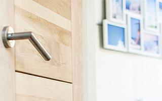 Puertas privacidad y protección para tu hogar