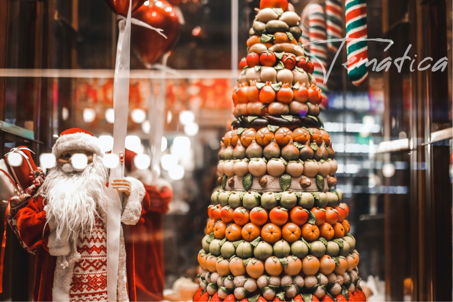Vitrina-decoracion-Navidad