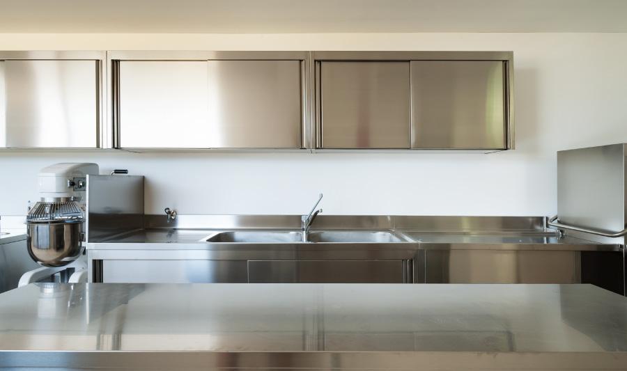 Cocinas en acero inoxidable para casa con estilo | Homecenter