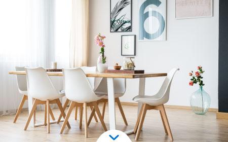 Comedores modernos para renovar la casa | Homecenter