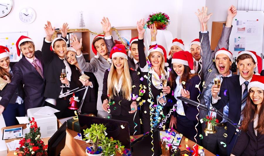 Cómo adornar una oficina para navidad, involucrando a los colaboradores