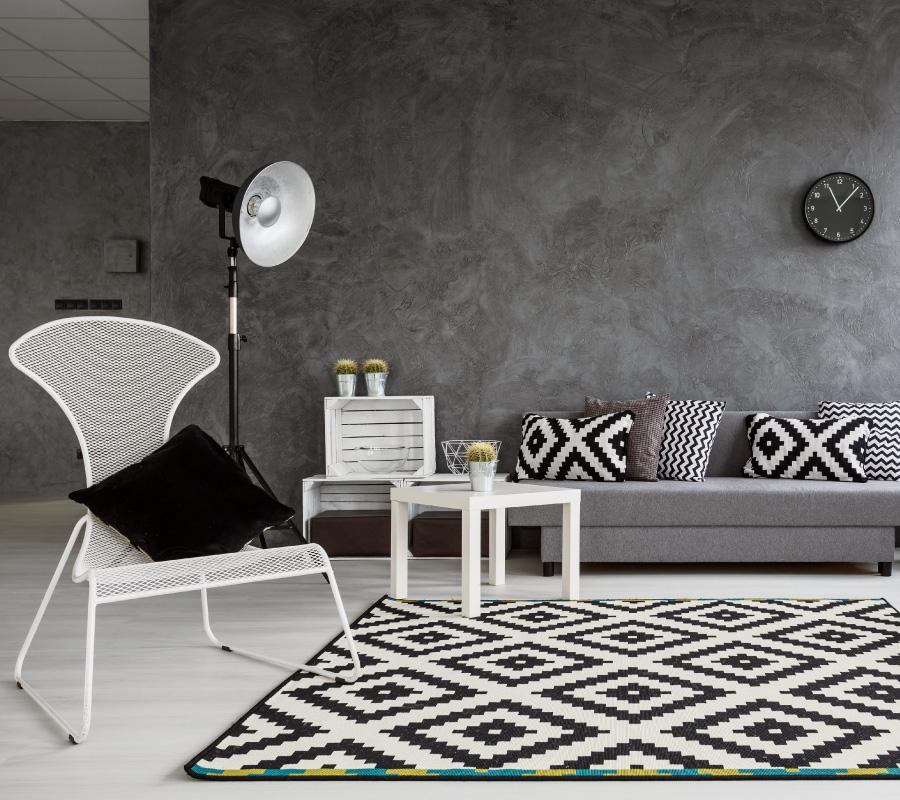 Ventanas Pvc Bauhaus.Como Decorar Un Apartamento Pequeno Con El Estilo Bauhaus