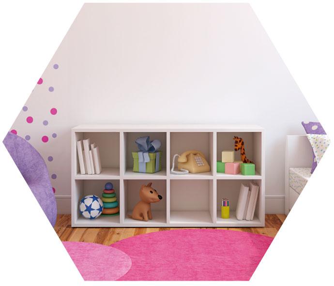 Cómo decorar un cuarto de juegos para niños? | Homecenter
