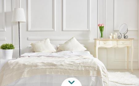 Cómo Decorar Un Dormitorio Matrimonial Pequeño Homecenter