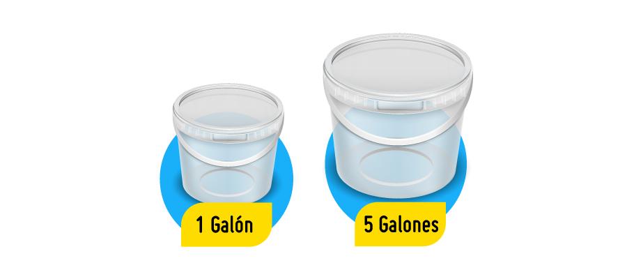 como impermeabilizar una piscina - Pintura por galones