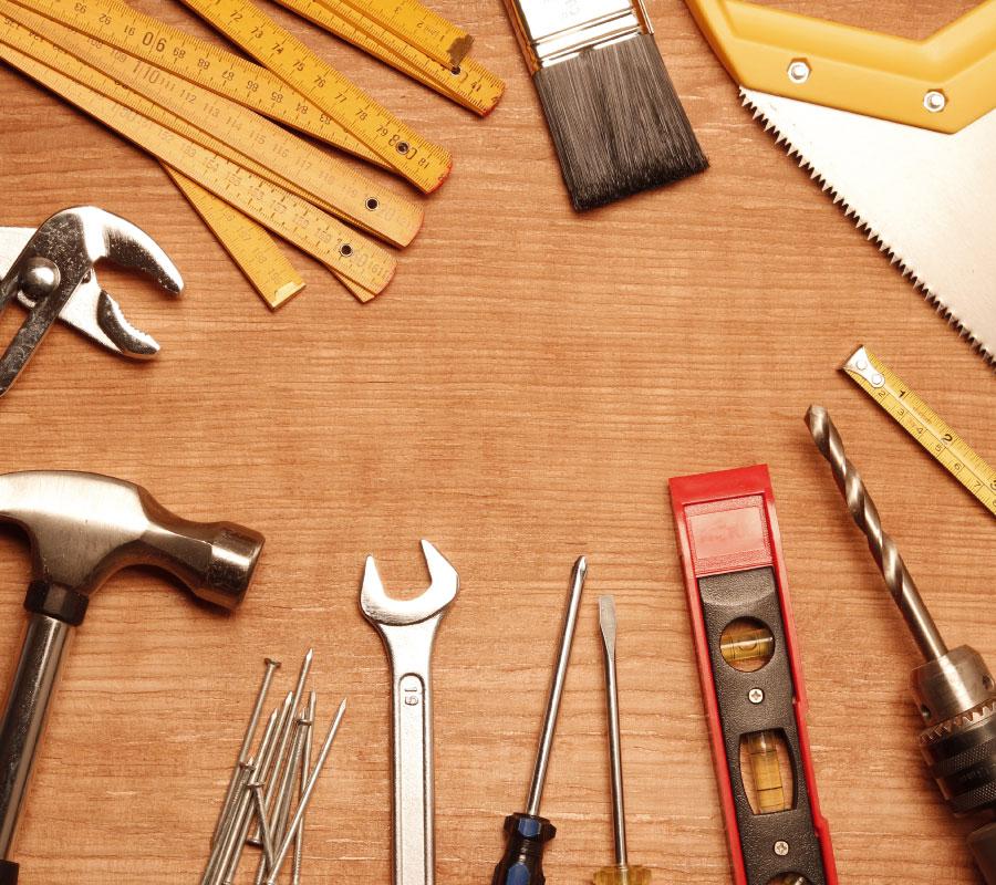 cómo hacer una cocina integral - herramientas que necesitas