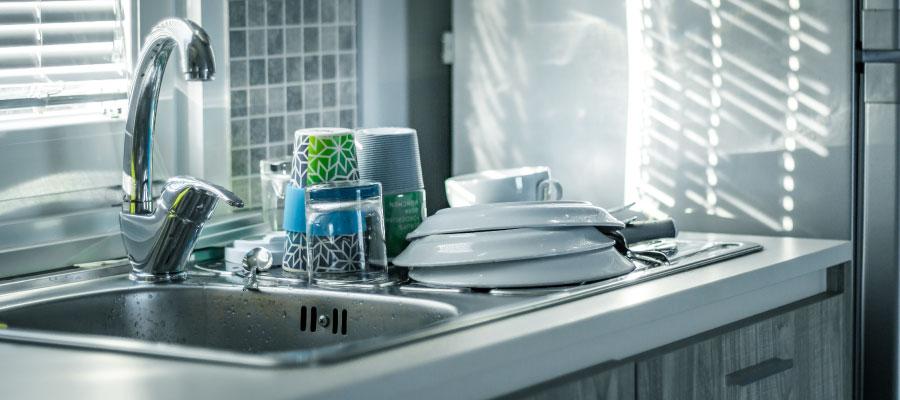 cómo hacer una cocina integral - puedes escoger una en nuestra variedad de lavaplatos